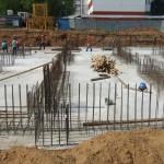 Ход строительства 51 микрорайон